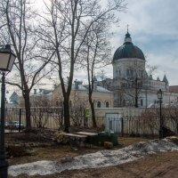 Иоанно-Предтеченский монастырь в Москве :: Alexander Petrukhin