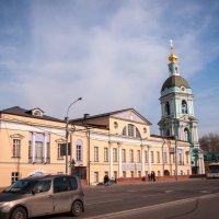 Храм Троицы в Серебрянниках :: Alexander Petrukhin