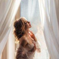 Солнечное утро невесты :: Ольга Волкова