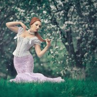 Весенняя нежность! :: Вячеслав