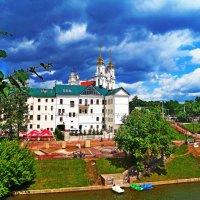 Мой город.. :: Vladimir Semenchukov