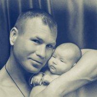 Папа и дочь :: Наталья СЕМЕЙНЫЙ ФОТОГРАФ Протасенко