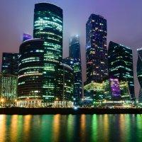 Москва сити :: Павел Кочетов