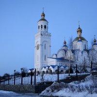 Церковь Преображения Господня :: Дмитрий Петренко