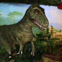 Динозаврик млекопитающий... :: Анна Шишалова