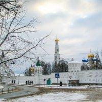 Николо-Угрешский монастырь. :: Владимир Безбородов
