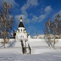 Свято-Успенский мужской монастырь :: Екатерина Торганская