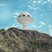Символ Омана - чаша для сжигания ладана :: Владимир Горубин
