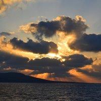 Вечер на Кипре :: Оксана Fits