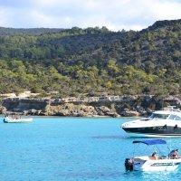 Голубая лагуна. Кипр :: Оксана Fits