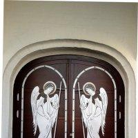 Врата Храма. :: Мила
