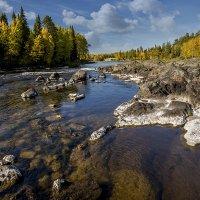 Северная река :: Владимир Иванов