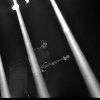 Дмитрий Кунин - басы и световые струны :: Алёна Деревнина