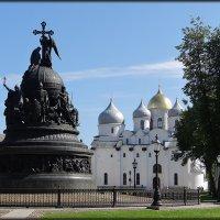Памятник  Тысячелетия России :: Вера