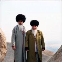 Старые приятели :: Ахмед Овезмухаммедов