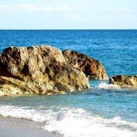 море,скалы :: Ираида Мишурко