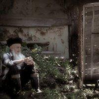 """Путь.Из серии """"Двери"""" :: Ахмед Овезмухаммедов"""