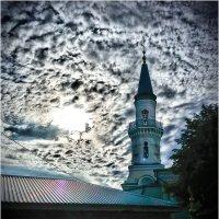 Розовая мечеть :: Вера