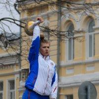 Гиревой спорт :: Татьяна Панчешная