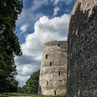 Башня и крепостная стена :: Ольга Лиманская