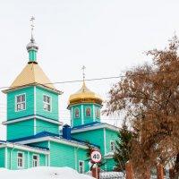 Уфимский Кафедральный собор Сергия Радонежского :: Сергей Тагиров