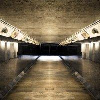 Светает в конце тоннеля. :: Андрей Анабардыев