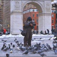 любовь и голуби :: Petr @+