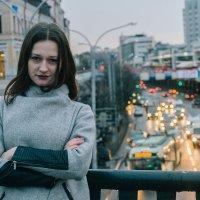 Вечерний город :: Николай Н