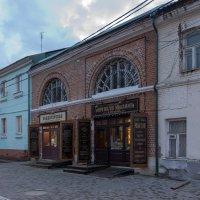 Музей - Лавка Торговля мылом :: Константин Сафронов