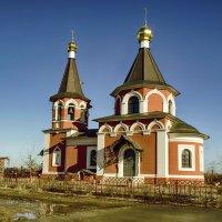 Церковь на Красной горке. :: Анатолий. Chesnavik.