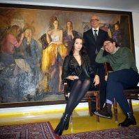 Выставка живописи Уральских мастреов :: Борис Соловьев