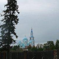 Спасо-Преображенский собор с колокольней :: Елена Павлова (Смолова)