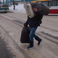 Все свое ношу с собой :: Николай Сапегин