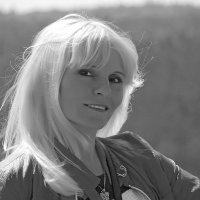Блондинка :: Дмитрий Лебедихин