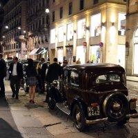 Ночной Милан :: Natalia Aleksandrova