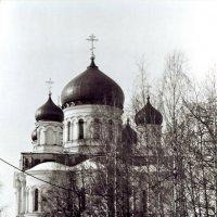 Дивеевский монастырь. Начало возраждения :: Николай Варламов