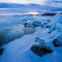 Байкальские закаты. :: Slava Sh