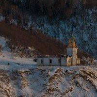маяк Жонкьер :: Timofey Chichikov