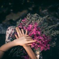 полевые цветы :: Кирилл Гудков