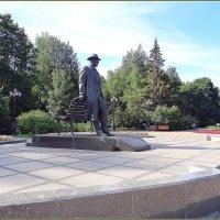 Памятник Сергею Рахманинову :: Вера