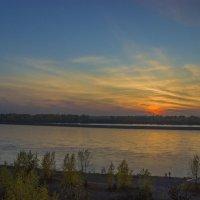 Вечерняя рыбалка :: Сергей Щербинин