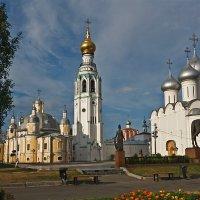 Кремлевская площадь. Вологда :: MILAV V
