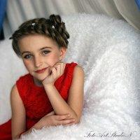 Маленькая дама :: Natalia Aleksandrova