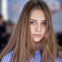 В ее глазах :: kurtxelia