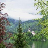 За высокими горами, за дремучими лесами :: Николай Танаев
