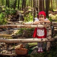 Красная шапочка :: Ольга Прусова