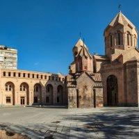 Церковь Святой Богоматери Катогике. :: Анатолий Щербак