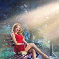 В парке :: Александра Ломовцева