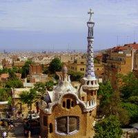 Воспоминание о Барселоне :: Лара Амелина