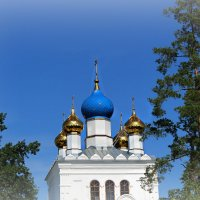 Церковь Преображения Господня .. :: Galina ✋ ✋✋